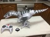 Juguete dinosaurio roboraptor x - foto
