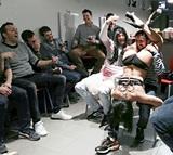 Acrobática Gianina stripper - foto