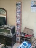 120 pelis con reproductor y mueble - foto