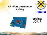 JOAIR Kit utiles desmontar airbag - foto