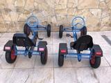 2 karts a pedales Berg - foto