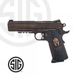Pistola Sig Sauer Spartan CO2 - 4,5 mm - foto