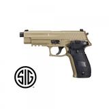 Pistola Sig Sauer P226 FDE CO2 - 4,5 mm - foto