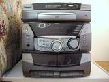 Minicadena con cargador para 5 cd. - foto