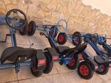 3 karts a pedales BERG - foto
