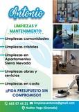 Limpieza y mantenimiento Antonio - foto