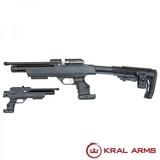 Pistola PCP KRAL Puncher NP-01 5,5 mm - - foto