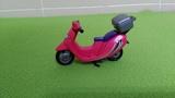 Moto vespa playmobil - foto