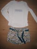 Camiseta-pantalón corto vestir talla 12 - foto