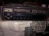 radio cassette pioneer - foto