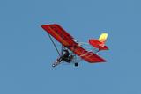 Flamingo 2 paracaidas , motor arranque - foto
