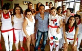 Animación latina despedidas fiestas - foto