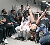 Giani, stripper acrobática y sensual - foto