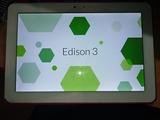 Tablet BQ Edison 3 con funda giratoria - foto