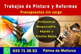 Pintor y Reformas. Económico. - foto