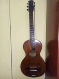 Guitarra cadete romantica alemana. A1850 - foto