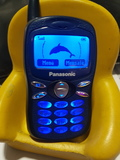 Panasonic mini telefono - foto