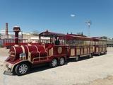 trenes turísticos - foto
