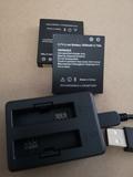 Baterías + cargador - foto