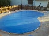 lona de piscina - foto