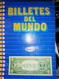 album de billetes del mundo didec 1984 - foto