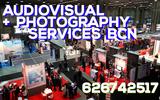 Audiovisual & Photo Services BCN - foto