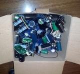 Condensadores electroliticos AT - foto