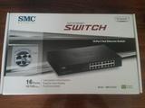 SMC EZ Switch 16P SMCFS1601 NUEVO - foto