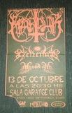 Entrada antigua Marduk/Gehenna 1996 - foto