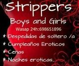 Estriper,Striper Madrid,Stripper 24h - foto