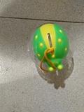 Pelota Hucha de mariquita verde niño - foto