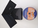 Tarrina 25 dvd-r  verbatim mas 10 cajas - foto