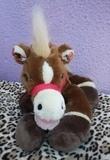 Peluche caballo - foto
