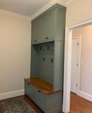 restauración de muebles de hoteles - foto