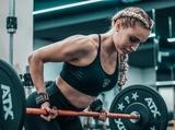 sesión fotográfica fitness - foto