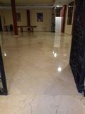 Pulido abrillantado marmol terrazo - foto