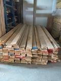 tablon tabla liston de madera - foto