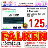 Fujitsu siemens E3521  4Gb 250Gb dual - foto