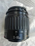 Objetivos Canon - foto