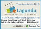 ASISTENCIA SOCIOSANITARIA EN GUIPUZCOA - foto