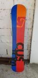 TABLA SNOW BURTON CUSTOM 156 - foto