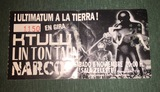 Entrada metal antigua Ktulu/Narco 1997 - foto