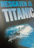 Lote películas sobre el Titanic VHS - foto