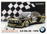 1:18 BMW 3.5 CSL E9 Serie 24 LeMans 1976 - foto