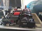 Tren LGB con humo y sonido - foto