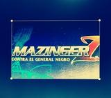 Mazinger z Contra el general Negro VHS - foto