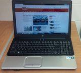 portatil hp g61 ordenador portatil - foto