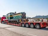 Transporte especial leÓn - zaragoza - foto