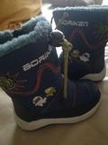 botas nieve apreski talla 23 - foto