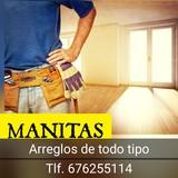 Arreglos manitas a domicilio Murcia - foto
